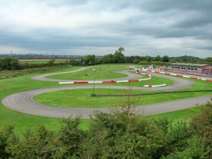 Sutton Circuit Go Karting Racing Experience