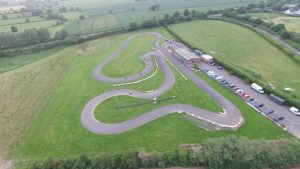 Suttton Circuit from the air