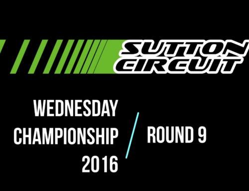 Wednesday Championship – Round 9