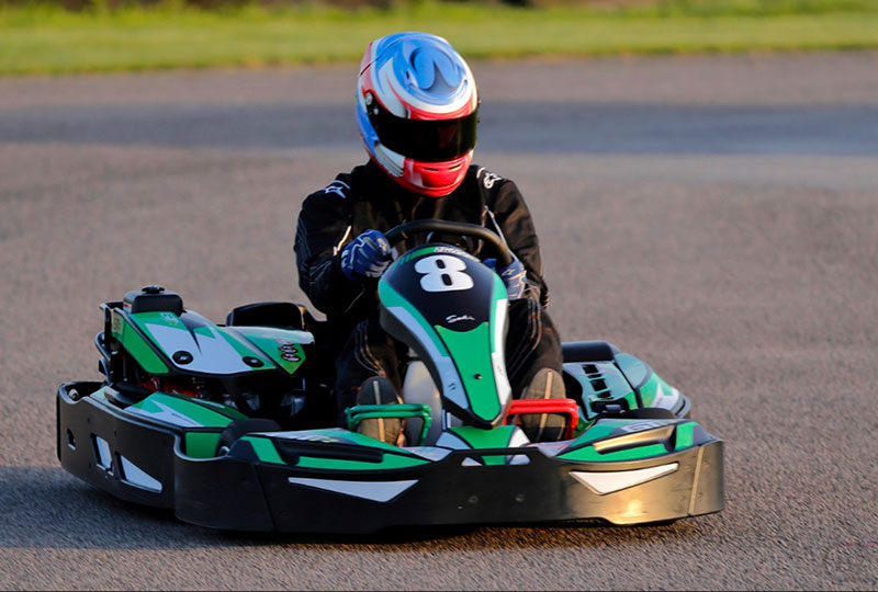 Adult Karting Open Practice Testing Sessions