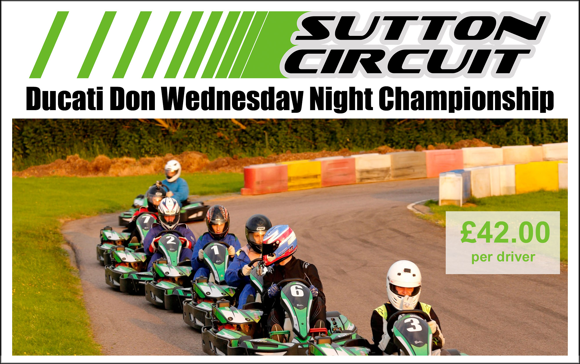 Ducati Don Wednesday Night Championships 2019