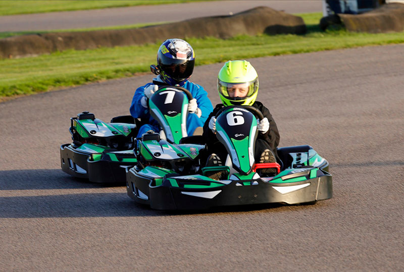 Junior Open Karting Practice Sessions