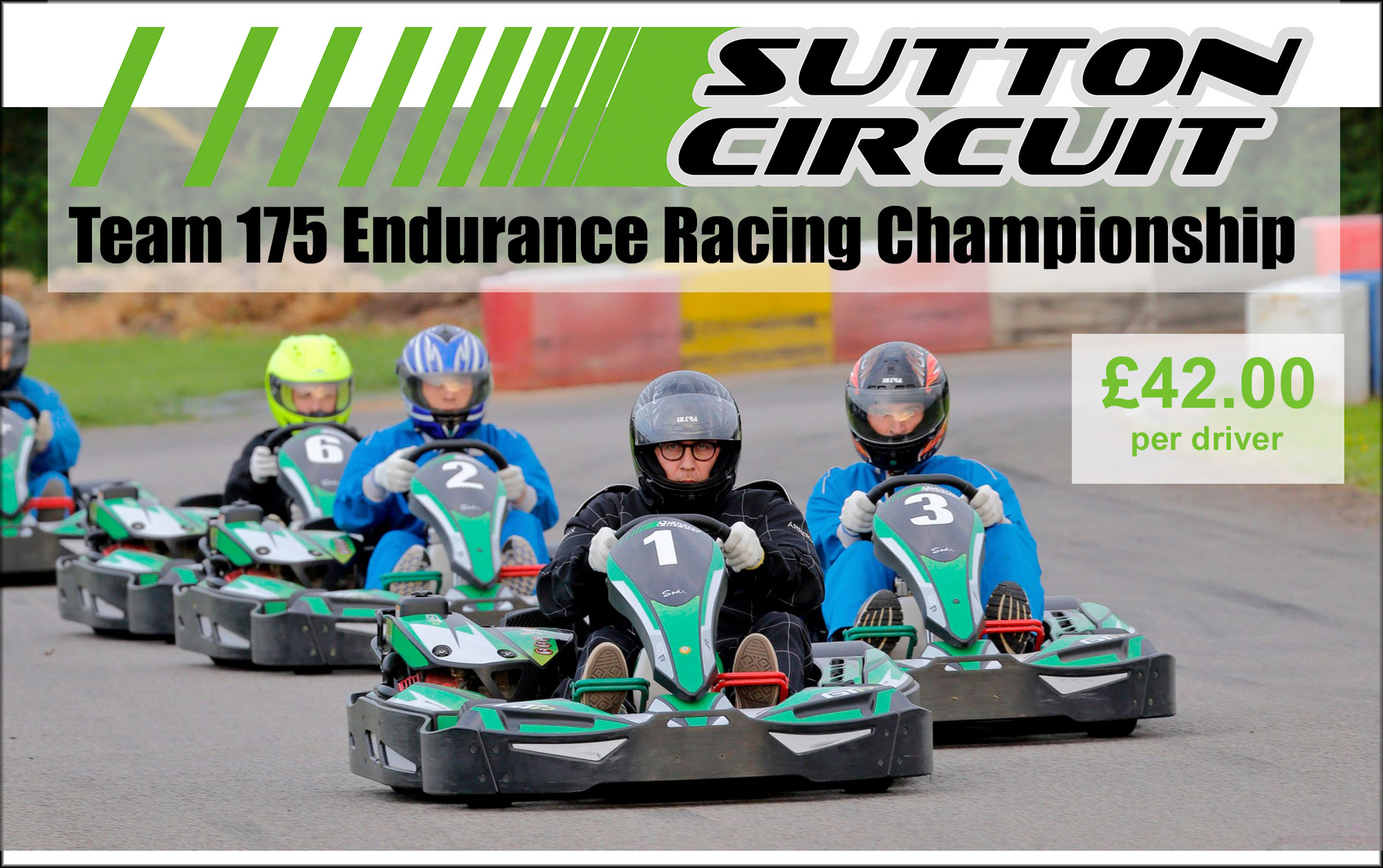 Team 175 Endurances Kart Racing Championship 2019