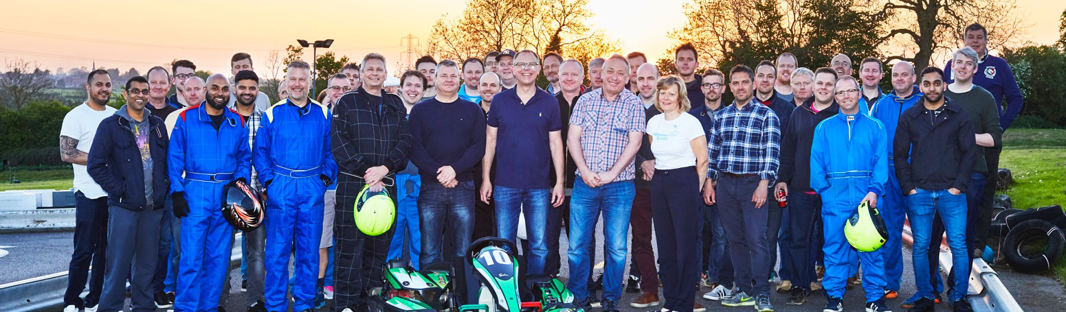 Corporate Team Building Events at Sutton Circuit