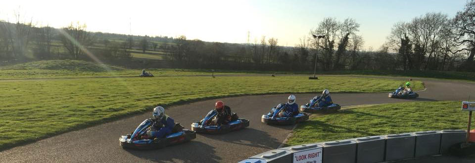 Sprint Racing, Grand Prix Karting in Leicestershire