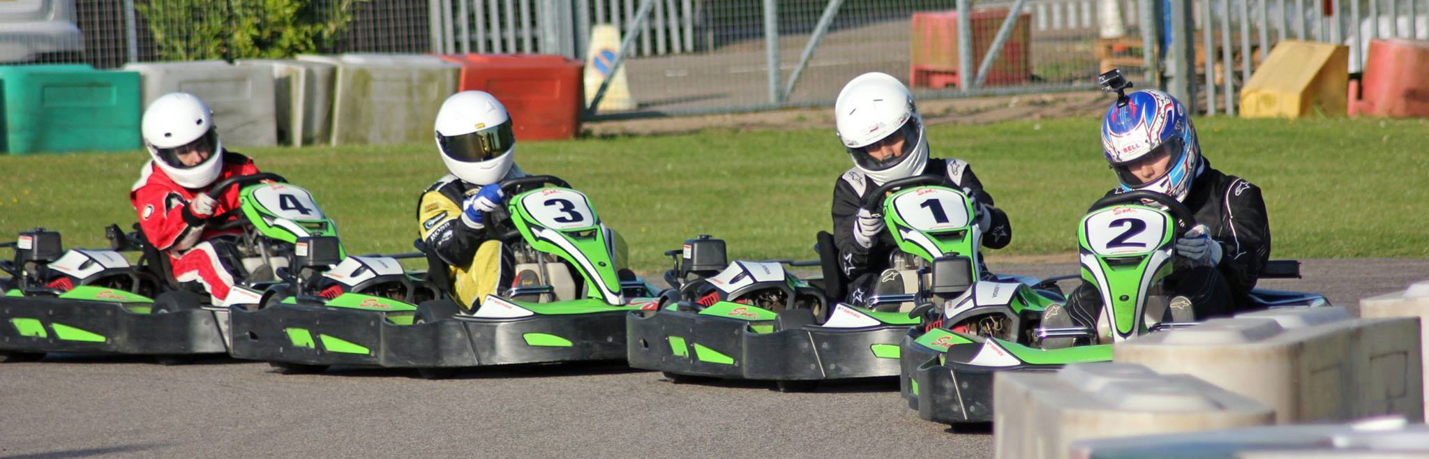 Team Endurance Karting Leicestershire